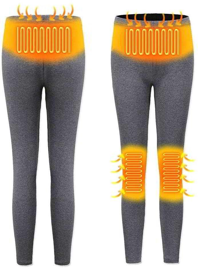 pantalon calefactable